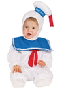 Rubies 272023 Stay Puft Toddler Romper Costume 2T