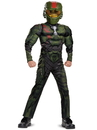 Disguise 272263 Halo Wars 2 Jerome Classic Muscle Child Costume L