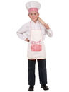 Forum 272319 Chef Hat and Apron Child Set