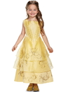 Disguise 272392 Belle Ball Gown Deluxe Toddler Costume 3 - 4T