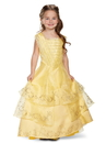 Disguise 272427 Belle Ball Gown Prestige Child Costume S