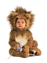 Rubies 272454 Lion Cub Infant Costume 6 - 12M