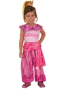 Rubies 272483 Shimmer and Shine Leah Deluxe Child Costume M
