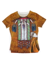 Forum 272535 Young Indian Brave Sublimation Child Tee M