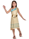 Disguise 272574 Pocahontas Deluxe Child Costume S