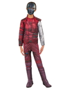 Rubies 272602 Guardians of the Galaxy 2 - Nebula Deluxe Child Costume M