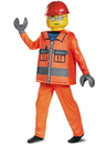 Disguise 272728 Construction Worker Deluxe Child Costume S
