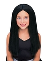Rubies 273521 Witch Black Child Wig