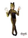 Charades 273601 Cheetah Cat Child Costume M