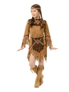 Charades 273638 Indian Princess Child Costume M