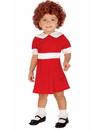 Forum 273668 Annie Toddler Costume 2 - 4T