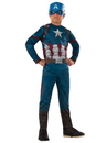 Rubies 273763 Marvel's Captain America: Civil War - Captain America Child Costume L