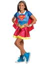 Rubies 273768 DC Superhero Girls Supergirl Costume S