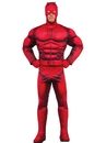 Rubies 273781 Daredevil Deluxe Adult Costume One Size