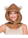 Rubies 273913 Star Wars Ewok Adult Hood