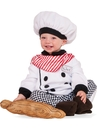 Rubies 273953 Little Chef Infant Costume