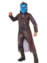 Rubies 274011 Guardians Of The Galaxy Yondu Deluxe Child Costume S