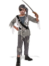 Rubies 274059 Ghostly Pirate Boys Child Costume S