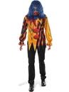 Rubies 274137 Killer Clown Adult Shirt STD