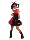 Rubies 274194 Harley Quinn Child Tutu Dress M