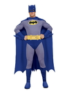 Rubies 274221 The Brave and the Bold Batman Adult Costume L
