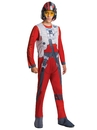 Rubies 274323 Star Wars The Force Awakens Poe Dameron Child Costume M