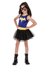 Rubies 274387 DC Super Hero Girls Batgirl Child Tank Dress
