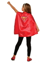 Rubies 274389 DC Super Hero Girls Supergirl Child Cape Set