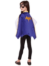 Rubies 274390 DC Super Hero Girls Batgirl Child Cape Set