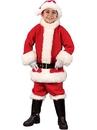Rubies 274446 Santa Flannel Child Suit - M