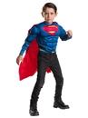 Justice League: Superman Muscle Chest Shirt