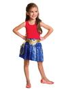 Wonder Woman Pleated Skirt