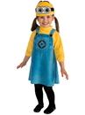 Girls Minion Infant Costume - Infant