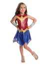 Justice League Girls Wonder Woman Costume - Large