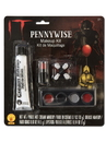 Pennywise Clown Make-Up Kit - Adult