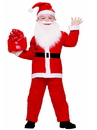 Boys Simply Santa Costume