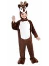 Childs Plush Reindeer Mascot - S