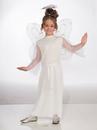 Girls Angel Costume - L