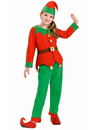 Unisex Child Elf Costume