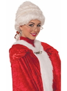 Mrs. Claus Deluxe Adult Wig