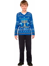 Chanukah Child Sweater - Small