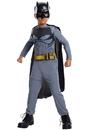 Batman Action Jumpsuit, Cape & Mask Blister Set Child One Size