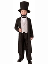 BuySeasons 74171_L Abe Lincoln Child Costume