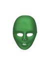 Forum Novelties 275701 Green Face Mask