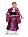 Disguise 66086L Tangled the Series Season 2 Rapunzel Deluxe Travel Outfit Child Costume - S 4-6