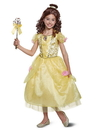 Disguise 67006M Beauty & the BeastBelle Deluxe Toddler Costume - 3-4T