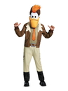 Disguise 11888L Ducktales Launchpad Classic Child Costume - S 4-6