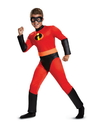 Disguise 12210L Incredibles 2 Dash Classic Muscle Child Costume - S 4-6