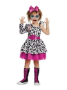 Disguise 10592K L.O.L Dolls Diva Deluxe Child Costume - M 7-8