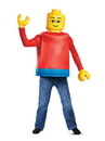 Disguise 14251L Lego Iconic Lego Guy Classic Child Costume - S 4-6